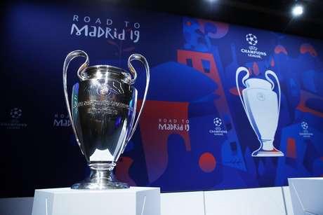 Troféu da Liga dos Campeões da Uefa