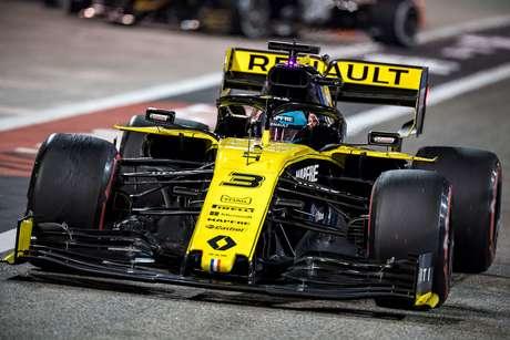 Renault usará novo motor no GP da Espanha