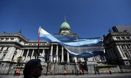 Congresso Nacional argentino, em Buenos Aires 01/03/2018 REUTERS/Marcos Brindicci