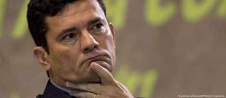 Moro defendia manutenção do Coaf no Ministério da Justiça