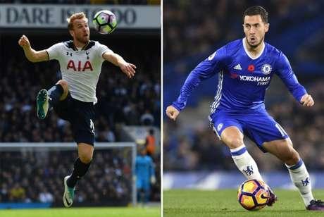 Tottenham vai fazer final da Champions e Chelsea a decisão da Liga Europa (Foto: AFP)