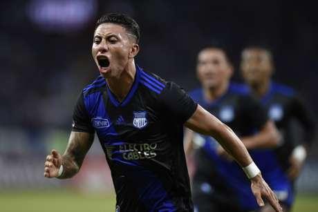 O jogo do Cruzeiro foi errático e sem concentração na maior parte do tempo, o que custou a vitória- Vinnicius Silva/Cruzeiro