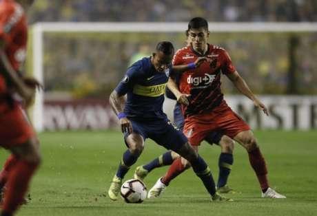 Boca Jrs x Athletico-PR