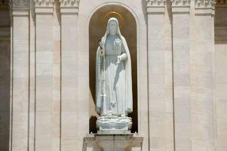 Estátua de Nossa Senhora de Fátima