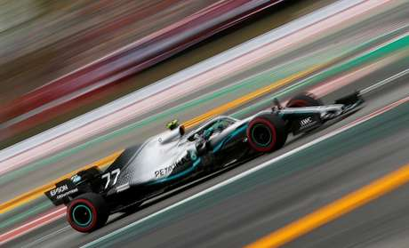 Valtteri Bottas é o pole-position do GP da Espanha