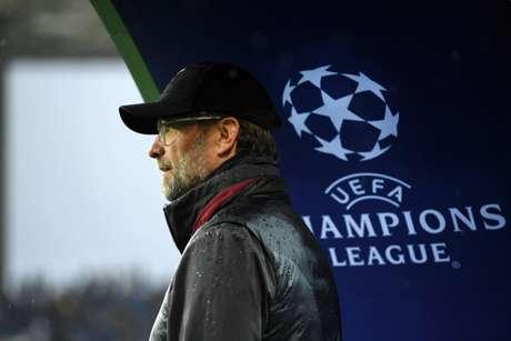 Klopp, do Liverpool, demonstrou apoio aos torcedores de Arsenal e Chelsea (Foto: Reprodução)