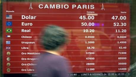 A desvalorização da moeda argentina e a inflação empobreceram muitos argentinos