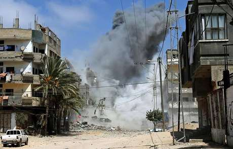 Israel reabre pontos de passagens para Faixa de Gaza