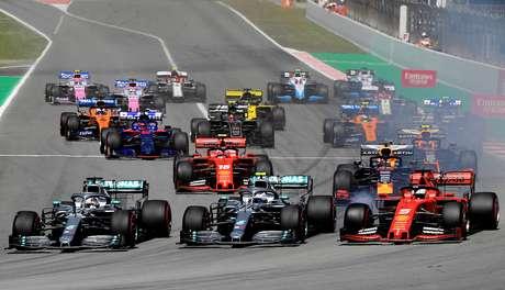 Confira os pilotos que irão testar em Barcelona esta semana