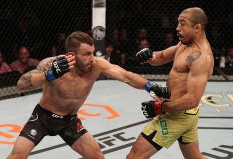 José Aldo foi derrotado no UFC Rio no último sábado (11) e fez um desabafo nas redes sociais (Foto: Getty Images)