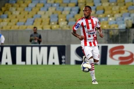 Dieyson ajudou o Bangu a chegar na semifinal do Carioca (Foto: João Carlos Gomes/Bangu)