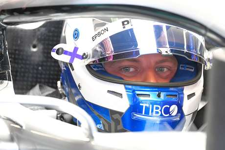 "Bottas descreve a volta mais rápida de Hamilton como ""impossível"" de bater"