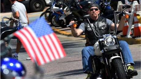 Tarifas nos anos 1980 podem ter ajudado a salvar a Harley Davidson