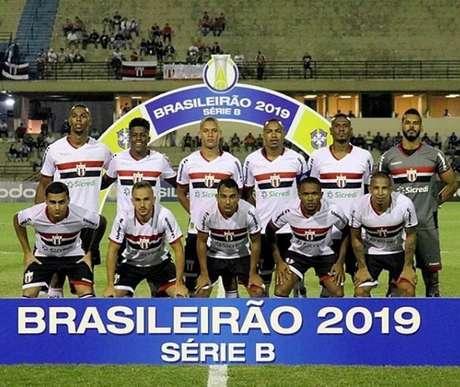 Novato na Série B, Botafogo começou o campeoanto com resultados positivos