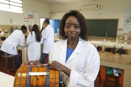 Joana D'Arc Félix de Souza é uma química, professora e cientista brasileira. É docente e pesquisadora na Escola Técnica Estadual (ETEC) Prof. Carmelino Corrêa Júnior, em Franca, cidade do interior de São Paulo.