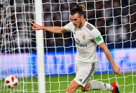 Bale jogou 42 partidas na temporada e marcou 14 gols (Foto: Giuseppe Cacace/AFP)