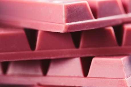 Chocolate ruby: conheça o chocolate naturalmente rosa