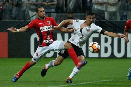 Corinthians volta a enfrentar o Deportivo Lara na Sul-Americana