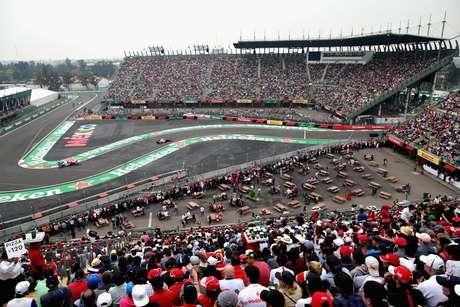 México deve deixar o calendário da F1 em 2020