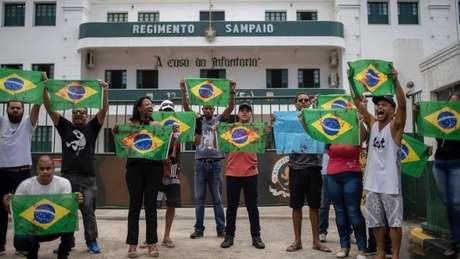 'O que aconteceu realmente não pode ser ignorado. Foi o Estado fuzilando cidadãos', disse a ministra Maria Elizabeth Rocha, em entrevista à BBC News Brasil