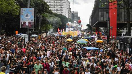 Protesto nesta quarta em São Paulo; onda de manifestações é reação a cortes nas verbas de universidades