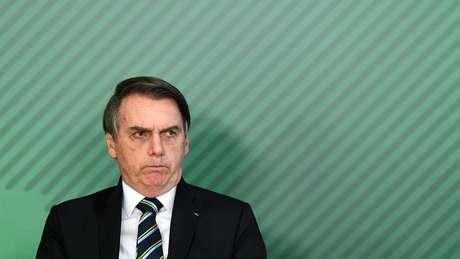 O presidente Jair Bolsonaro deu a entender que Bush teria participado do planejamento de sua visita ao Texas