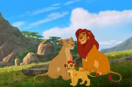 'A Guarda do Leão' é uma série animada do Disney Junior inspirada no filme O Rei Leão.