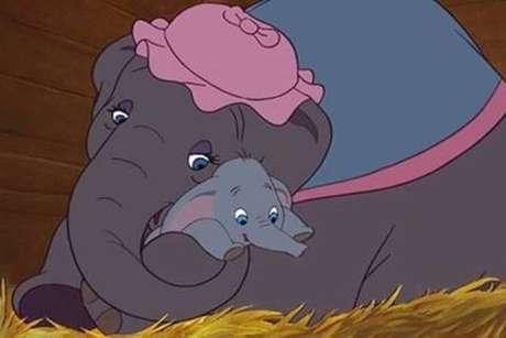 'Dumbo': clássico desenho da Disney.