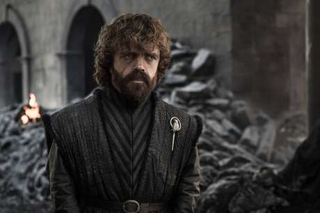 Tyrion Lannister (Peter Dinklage) em cena do 6º e último episódio da 8ª e última temporada de 'Game of Thrones'.