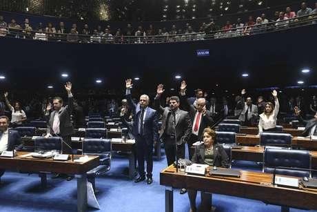 Projeto votado pelos senadores foi apresentado pelo ministro Osmar Terra quando ele era deputado