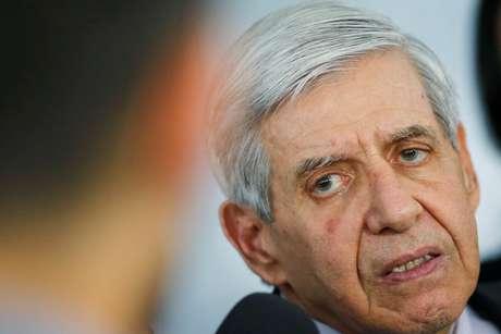 Ministro do Gabinete de Segurança Institucional (GSI), general Augusto Heleno 30/04/2019 REUTERS/Adriano Machado