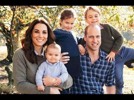 Kate Middleton se assustou com atitude do caçula, Louis, em brincadeira. Saiba!