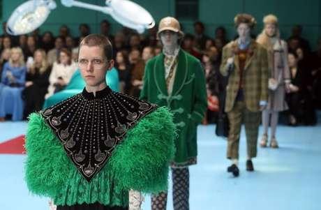 Gucci está entre as marcas do Grupo Kering