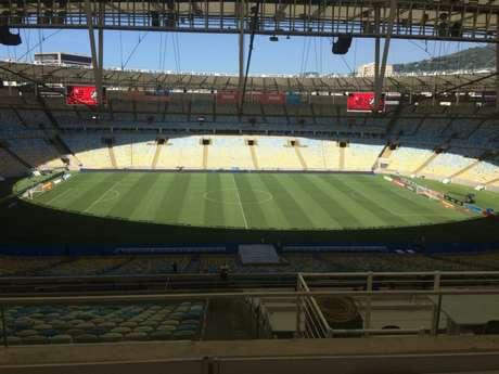 Maracanã terá seis jogos antes do fechamento para Copa América (Foto: Sergio Santana)