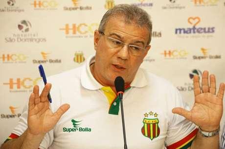 Sérgio Frota afirmou que o Palmeiras tem um time melhor do que o Flamengo (Foto: Reprodução)