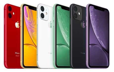 iPhone XR de 2019 deve ser disponibilizado nessas cores. (Fonte: iPhoneSoft/Reprodução)