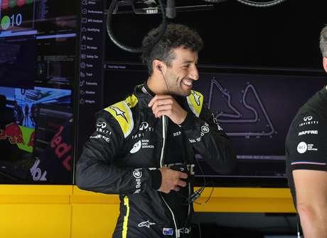 Ricciardo explica porque Zandvoort pode ser uma corrida fraca