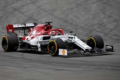 Raikkonen acredita que Alfa Romeo está mais forte depois dos dois dias de testes