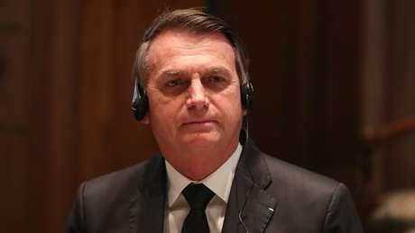 Presidente Bolsonaro foi ao Texas receber prêmio de Personalidade do Ano da Câmara de Comércio Brasil-Estados Unidos