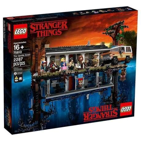 'Stranger Things' ganha versão Lego e materializa 'mundo invertido'.