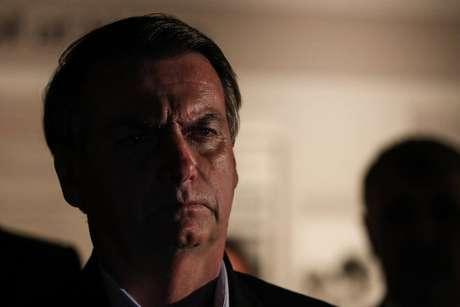 O presidente da República, Jair Bolsonaro, em Dallas, nos Estados Unidos
