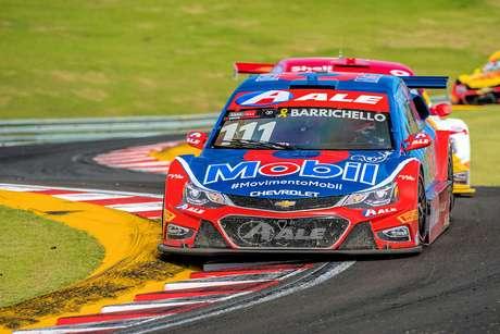 Com Barrichello na liderança, Stock Car chega a Goiânia embalada pela competitividade