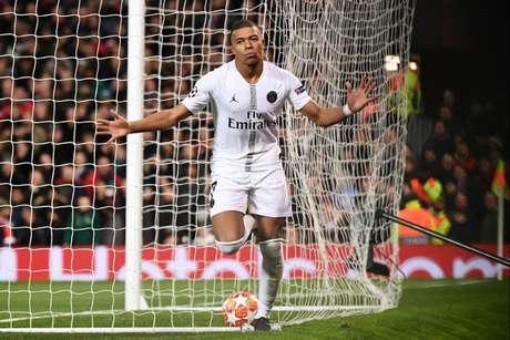 Mbappé é um dos destaques do futebol atual (Foto: Franck Fife/AFP)