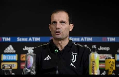Allegri esteve na pauta do PSG nas últimas semanas para assumir o cargo de treinador (Foto: Reprodução)