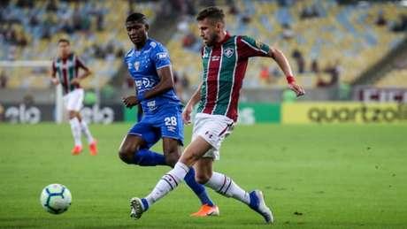 Caio Henrique e Orejuela duelam no Maracanã