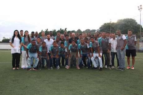 CTalentos quer facilitar a entrada de jovens no mundo do futebol (Foto: Divulgação)