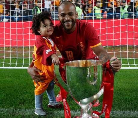 Brasileiro foi campeão da Copa da Turquia (Foto: Divulgação)