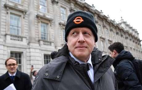 Boris Johnson é o maior rival de Theresa May no Partido Conservador