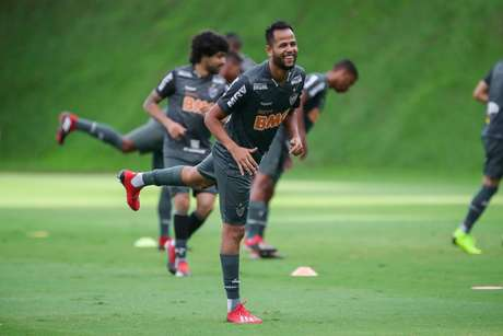 Geuvânio não vai enfrentar o ex-clube, depois que retornou ao futebol brasileiro- Bruno Cantini / Atlético