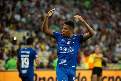 Pedro deve seguir como titular diante do Flu- Bruno Haddad/Cruzeiro